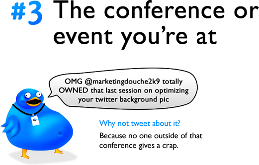 Do Not Tweet at conference.png