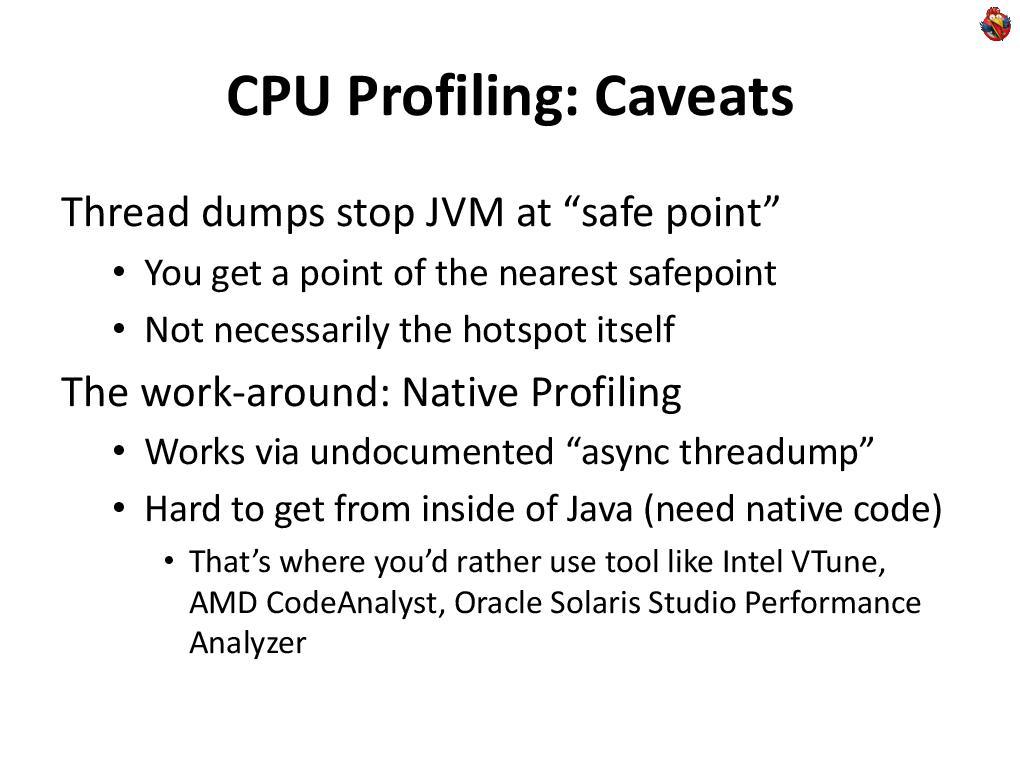 Do It Yourself Java Profiling
